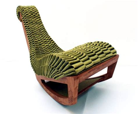 Designer Lounge Chair Design Ideas Lounge Rocking Chair Designed According To The Principles Of Biomimicry Interior Design