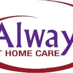 always at homecare home health care 15405 sw 116th ave