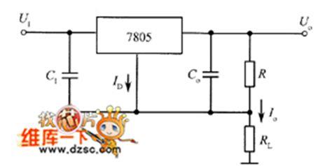 integrated circuit current regulator three terminal integrated voltage regulator constant current source circuit power supply