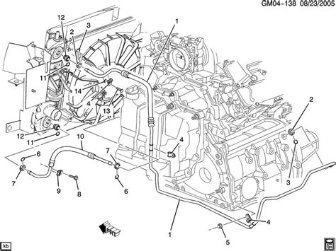 northstar cooling system diagram northstar engine cooling system diagram cadillac northstar