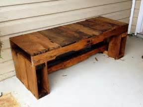 Diy Shoe Storage Bench Plans by 5 Easy Wood Projects From Pallets