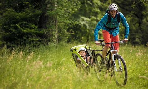 Anh Nger Mieten Luzern by Tout Terrain Singletrailer Anh 228 Nger Kinder Anh 228 Nger