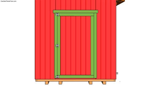 shed door plans how to build a shed door free garden plans how to