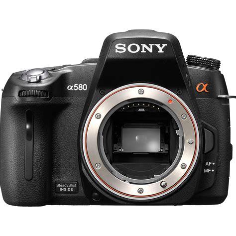 Kamera Sony Dslr A580 sony alpha dslr a580 digital slr only dslra580 b h