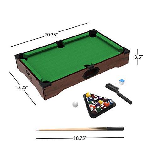 masse pool table price mini tabletop pool set billiards includes balls