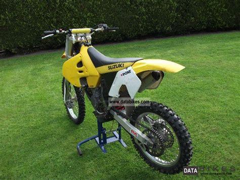 Suzuki Rm 125 1999 Pin 2003 Suzuki Rm125 Added By Webmastersportbikeriderus