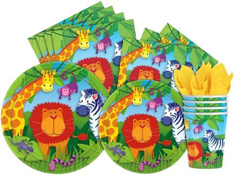 todo para tu fiesta de baby shower gelatinas de embarazada y baby jungla selva platos vasos todo para tu fiesta 55