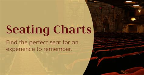 fox st louis seating chart seating charts the fabulous fox theatre