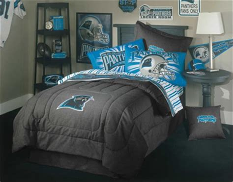 panthers bedding nfl ii carolina panthers bedding