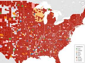 Trump Towers Address this one map proves how obsessed america is with donald
