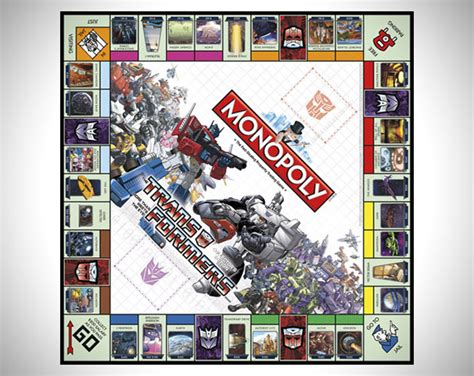 Monopoly Transformers transformers edition monopoly hiconsumption