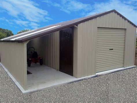 Standard Garage Size Steel Garages Garages Ireland Metal Garages Garages
