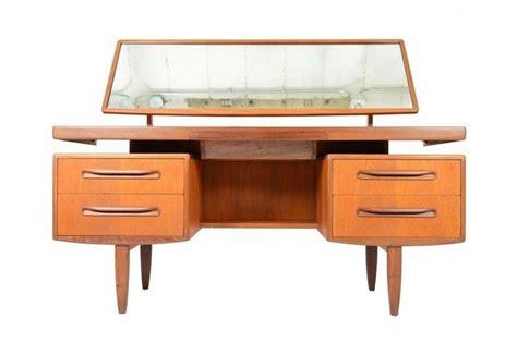 mcm furniture mid century modern g plan fresco floating top teak desk