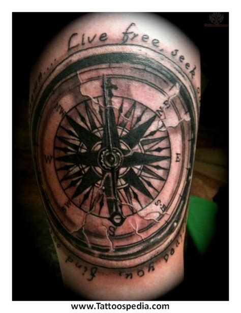 compass tattoo represents compass tattoo tattoospedia