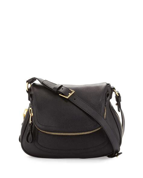 Tom Ford Bag by Tom Ford Calfskin Cross Bag In Black Lyst