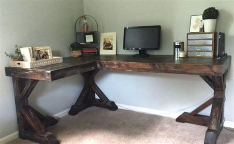 how to build a desk for 20 bonus 5 cheap diy desk plans