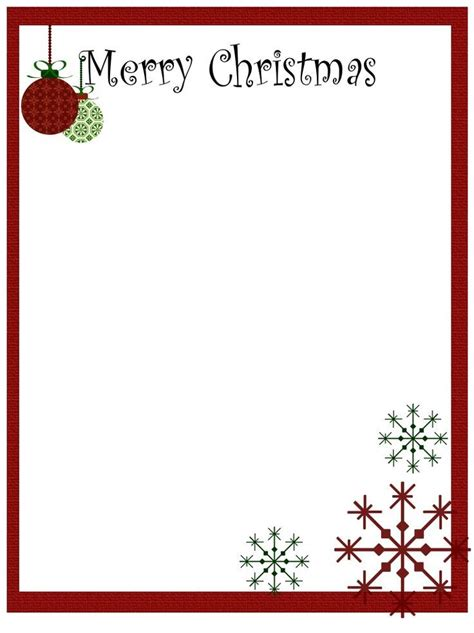 awesome  printable christmas border clipart christmas templates   christmas