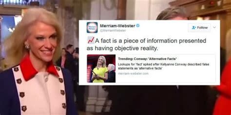 merriam webster trolls conway on quot alternative facts quot joe