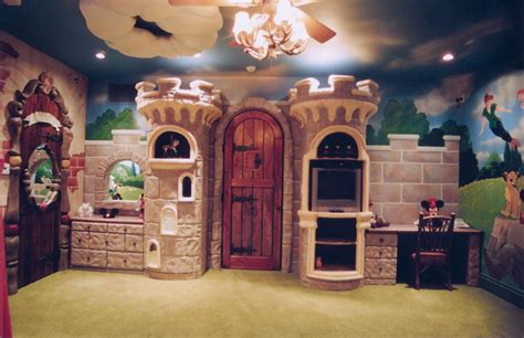 themed room daddona studios inc themeing and design