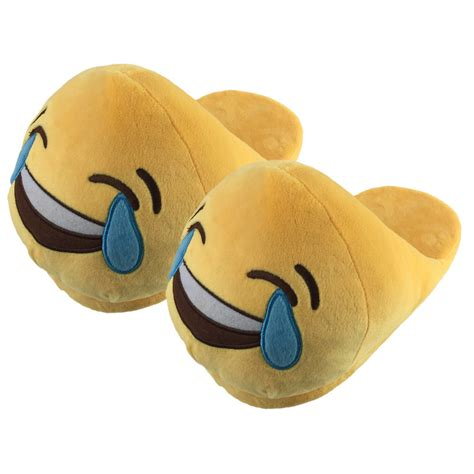funny house shoes emoji slippers funny slippers mens slippers indoor shoes house slippers emoji shoes