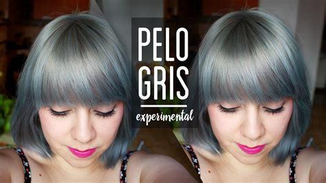 tintura para el pelo gris tintura para el pelo gris como decolorar el cabello a