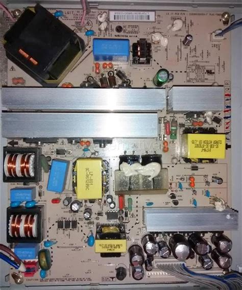 replace capacitors lg plasma tv lg 32lc51 za lcd tv replacement capacitors board not included lcdalternatives