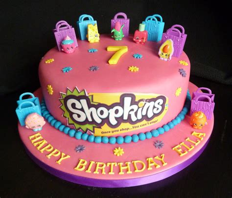 Pastel Kitchen Ideas by Shopkins Birthday Cakes Wedding Amp Birthday Cakes From