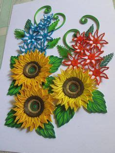 quilling gerbera tutorial paper quilled gerbera flower for wedding wedding