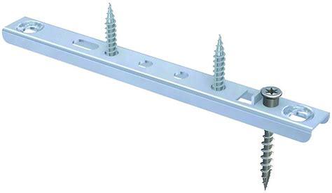 Terrassen T Clip by Fassadenclip F 252 R Rhombusleisten Kaufen Holztechnik