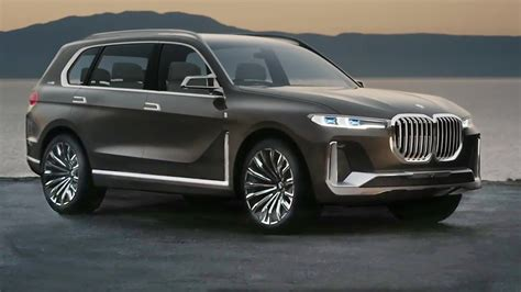 new bmw 2018 x7 2018 bmw x7 interior exterior and drive