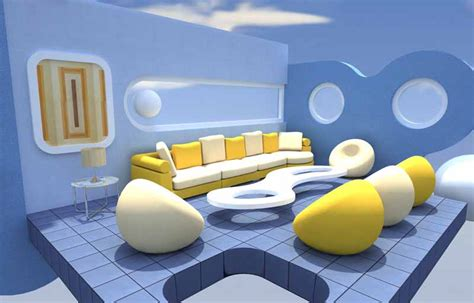 wallpaper dinding biru muda aplikasi warna cat dinding interior rumah idaman terbaik