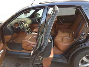 2006 Infiniti Fx35 Interior 2006 Infiniti Fx35 Interior Pictures Cargurus