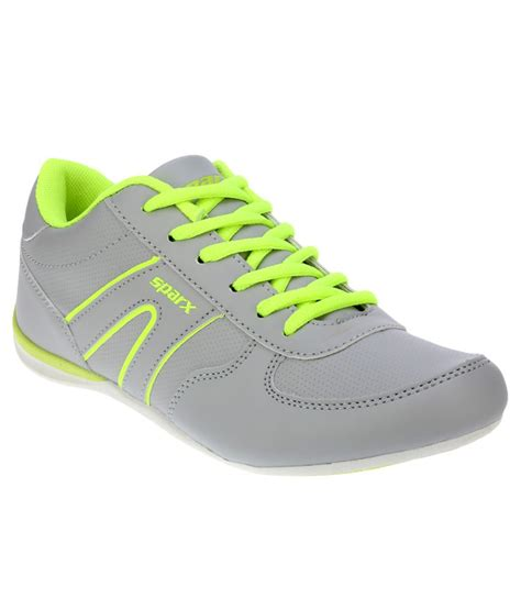 sparx gray sports shoes snapdeal price sports shoes deals
