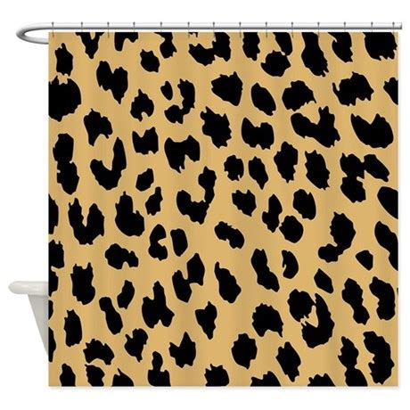 leopard print shower curtain leopard print shower curtain by be inspired by life