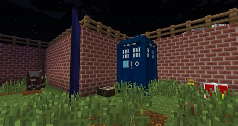 minecraft game console mod 1 6 4 diamond theme tardis console v0 8 dalek mod required