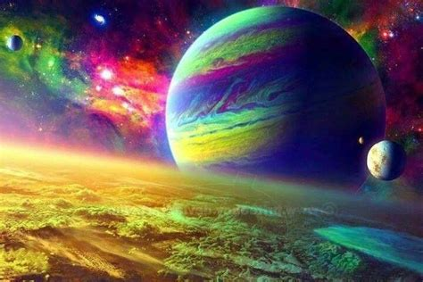 colorful universe colorful universe rainbow is my favorite color