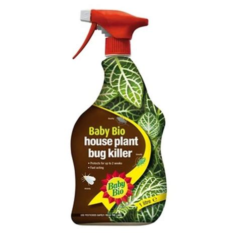 baby bio insecticide  litre insects squires garden