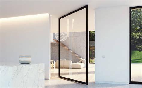 interior pivot door pivoting room dividers glass pivot doors portapivot