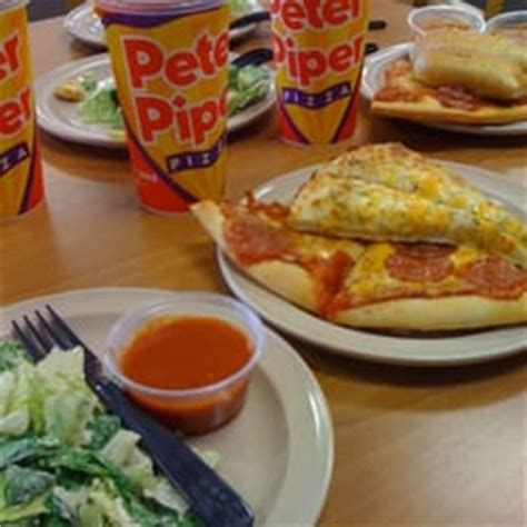 Peter Piper Pizza Phoenix Az United States Yelp Piper Pizza Buffet Hours