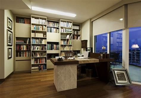 Luxury Home in Istanbul: Traditional Style Meets Contemporary Fancy Office