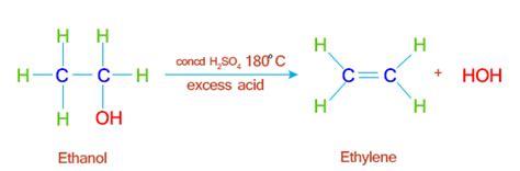 dehydration definition dehydration reaction definition mechanism exle