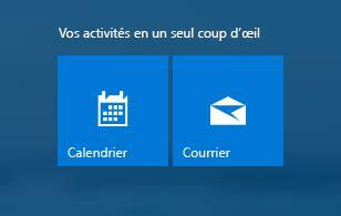 Calendrier Windows 10 Configurer Messagerie 233 Lec Calendrier