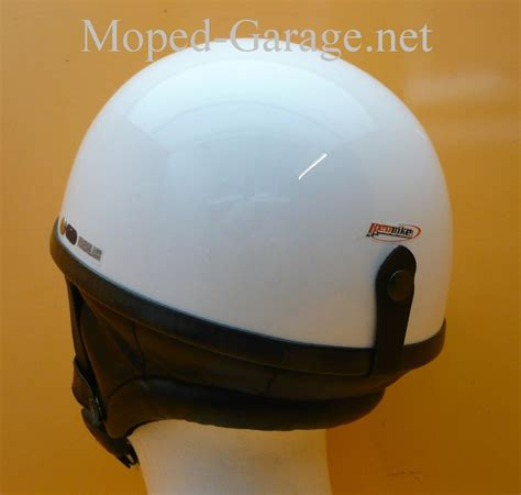 Oldtimer Motorradhelm Mit Ece Zulassung by Moped Garage Net Oldtimer Halbschalen Helm Retro 50er