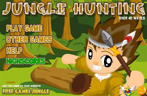 jeux de la jungle