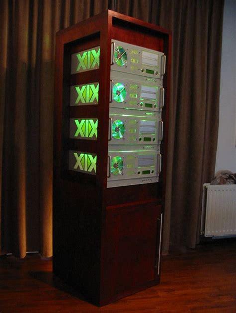 xixiv   custom wood cabinet  built  enclose