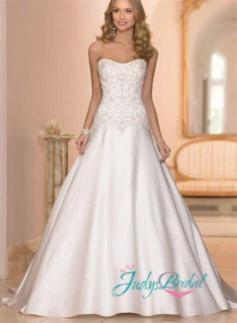 Azzure Dress Silver azzure satin a line prom dress fm436 azzure couture fm436 490 wedding dress inspiration