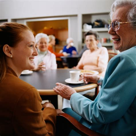 how to ease a loved one s transition into a nursing home