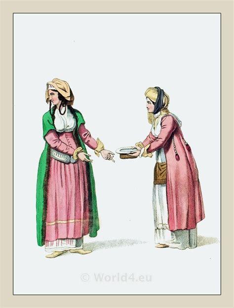 ottoman empire dress the costume of turkey ottoman empire officials and