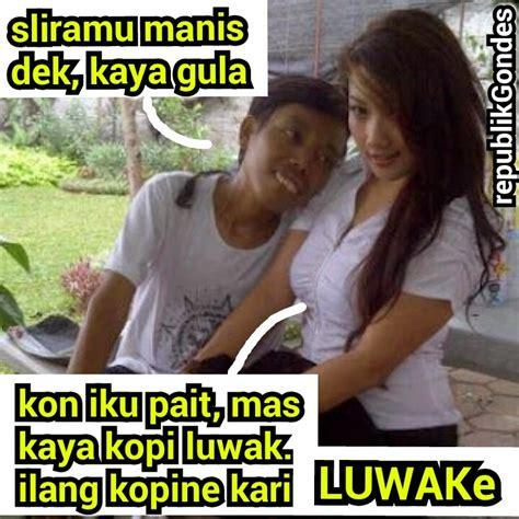 rayuan gombal bahasa jawa kocak humor lucu kocak gokil terbaru ala indonesia