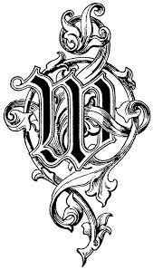 victorian tattoo lettering from victorian decorative letters cd rom and book